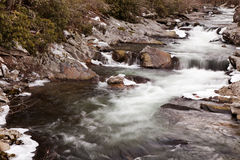 Little River in Great Smoky Mountains Royalty Free Stock Images