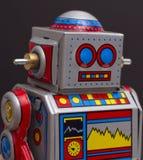 Little Robot Head Royalty Free Stock Photo