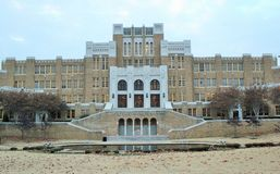 Little Rock Central High School Stock Photography