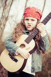 Little Rock Star Royalty Free Stock Photos