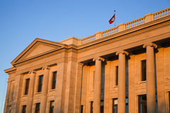 Little Rock - State Capitol. State Capitol of Arkansas in Little Rock stock photography