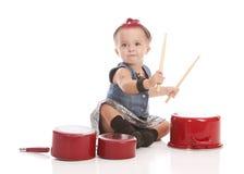 Little Rockstar Stock Photo