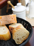 Little roll breads Royalty Free Stock Photography
