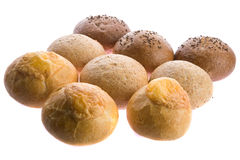 Little rolls Royalty Free Stock Photo