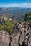 Little Round Mountain stock photography