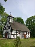 Little rural church in Garbno Poland Royalty Free Stock Photo