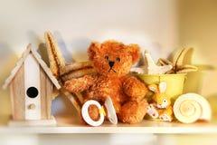 Free Little Rusty Teddy Bear Stock Photography - 1855342