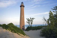 Little Sable Point Royalty Free Stock Photography
