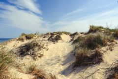 Little Sable Point Dunes Stock Images