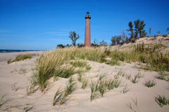 Little Sable Point Lighthouse Stock Photos