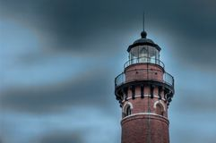 Little Sable Point Lighthouse Royalty Free Stock Photos