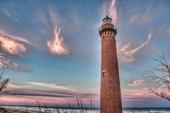 Little Sable Point Lighthouse Royalty Free Stock Photography