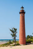 Little Sable Point Lighthouse Royalty Free Stock Images