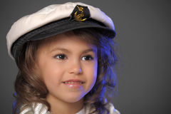 Little sailor Royalty Free Stock Photography