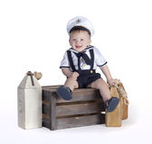 Little Sailor Stock Image