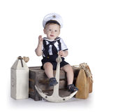 Little Sailor Stock Images