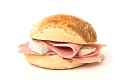 Little sandwich Stock Images