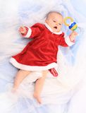 Little Santa. Stock Image