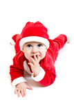 Little Santa Stock Image