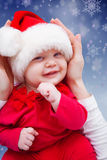 Little Santa Stock Photos