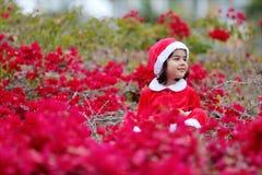 Little santa Stock Photo