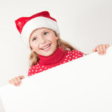 Little Santa Claus Stock Image