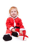 Little Santa Claus Royalty Free Stock Images