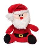 Little Santa Claus plush toy Stock Photography
