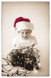 Little Santa stock photos