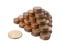 Little savings. Royalty Free Stock Images