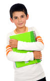 Little school boy Royalty Free Stock Photo