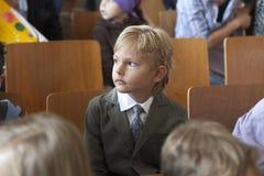 Little school boy Royalty Free Stock Photography