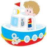 Little seaman Royalty Free Stock Image