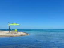 Little seaside paradise Stock Image