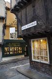 Little Shambles in York Royalty Free Stock Images