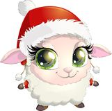 Little sheep Stock Image