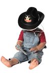 Little sheriff Royalty Free Stock Photography