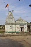 Little Shiva temple Stock Photo