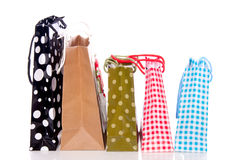 Little Shopping Bags Stock Image