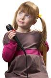 Little singer Stock Images