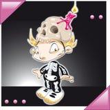 Little Skeleton Royalty Free Stock Images