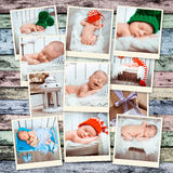 Little sleeping child Royalty Free Stock Photography