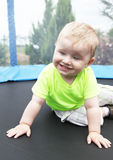 Little smiling boy. Royalty Free Stock Photography