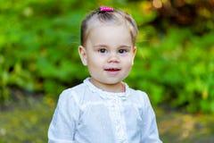 Little smiling child girl Royalty Free Stock Image
