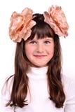 Little smiling girl's portrait Stock Photo