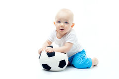 Little soccer royalty free stock images