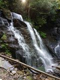 Little Soco Falls Royalty Free Stock Image