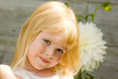 little solsken Arkivfoto