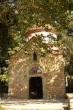 Little som är kyrklig, Balchik, Bulgarien. Arkivfoto