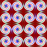 Little spirals texture Royalty Free Stock Image